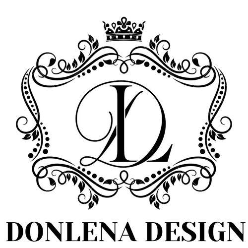 Donlena Design Home logo