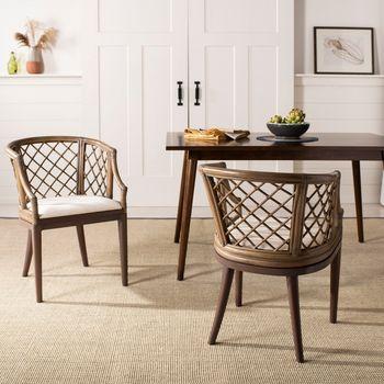 """Carlotta Arm Chair, 22.3"""" X 31.3"""""""