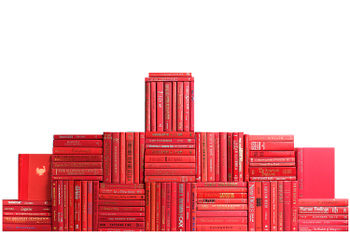 Modern Orchard Book Wall, S/100