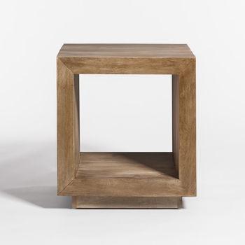End Table - Light Ash