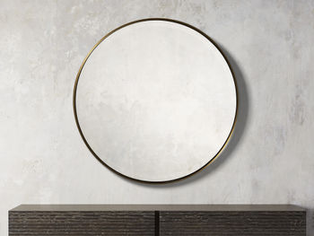 """Anders 36"""" Round Mirror"""