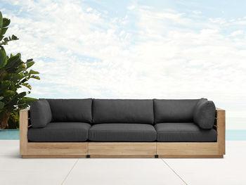 """Bal Harbour Outdoor 117"""" Sofa"""