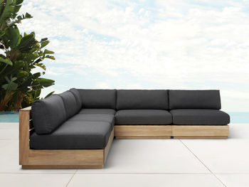 Bal Harbour Outdoor 5-Piece Sectional