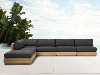 Bal Harbour Outdoor 6-Piece Sectional