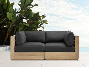 """Bal Harbour Outdoor 78"""" Sofa"""