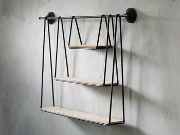 Trio Hanging Shelf