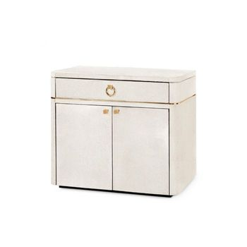 Andre Cabinet, White