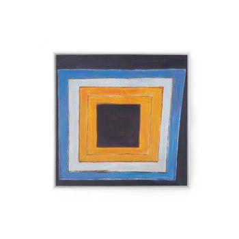 Ariel Framed Canvas, Multi-Color