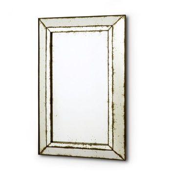 Daumier Mirror, Antique Mirror