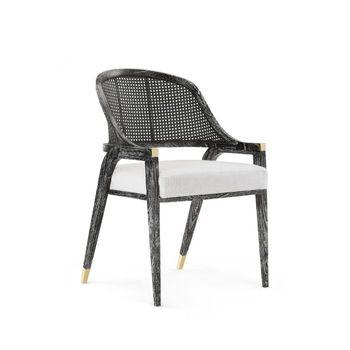 Edward Chair, Black