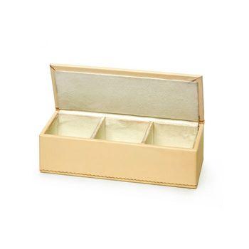 Hunter Pin/ Clip Box, Ivory