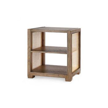 Kelsea Side Table, Driftwood