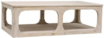 Reclaimed Lumber Gimso Coffee Table, Small