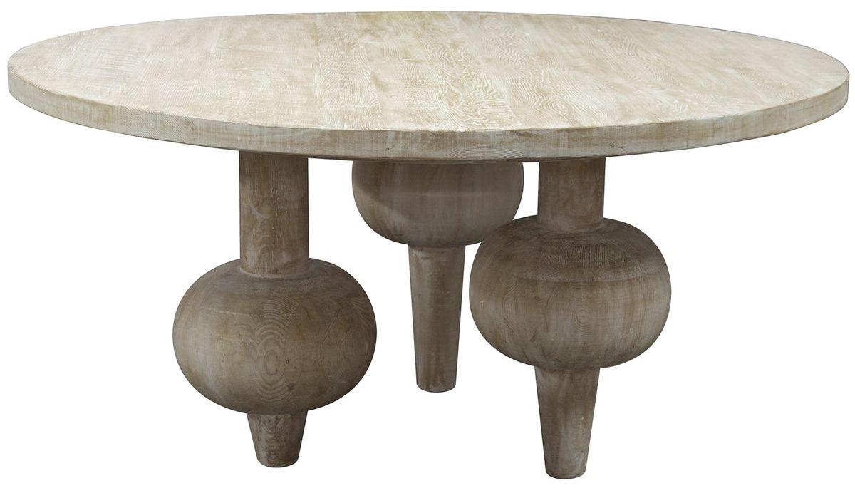 Reclaimed Lumber Julie Dining Table