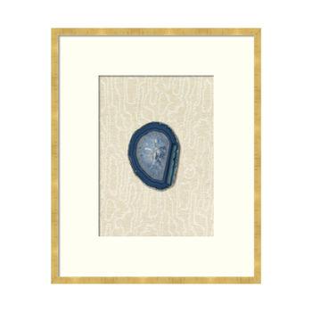 Blue Geode Tall