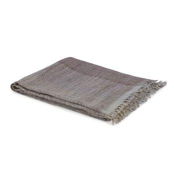 Dunwoodie Linen/Silk Throw