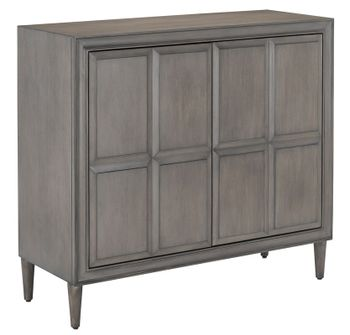 Counterpoint Gray Cabinet