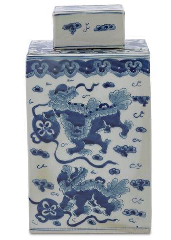 Ming Large Lidded Jar