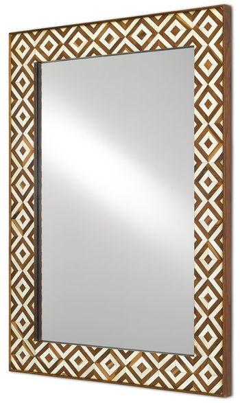 Persian Large Mirror