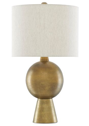 Rami Brass Table Lamp