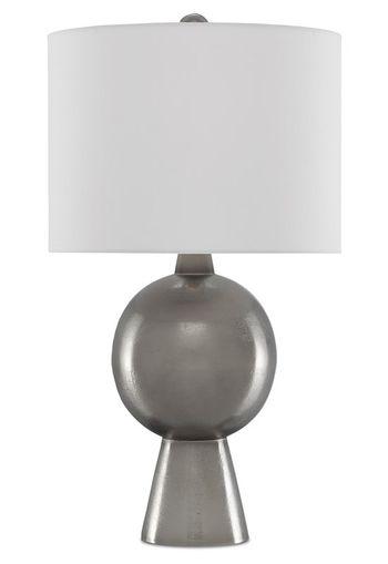 Rami Nickel Table Lamp