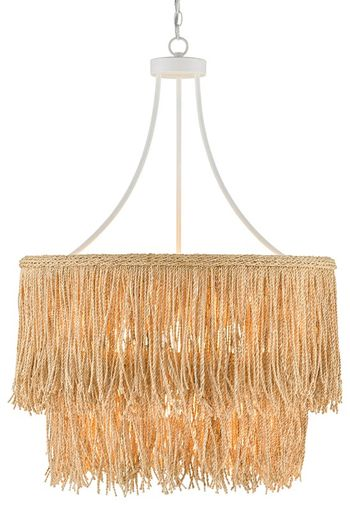 Samoa Two-Tiered Chandelier