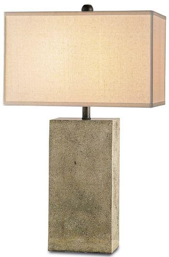 Symbol Table Lamp