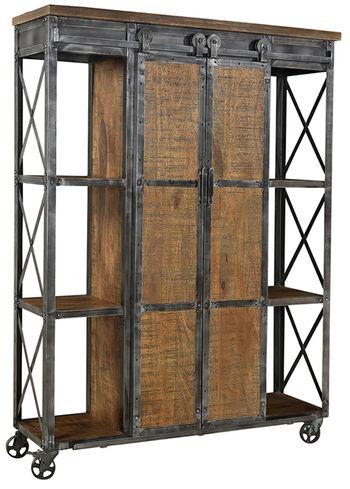 Delano Shelving Cabinet