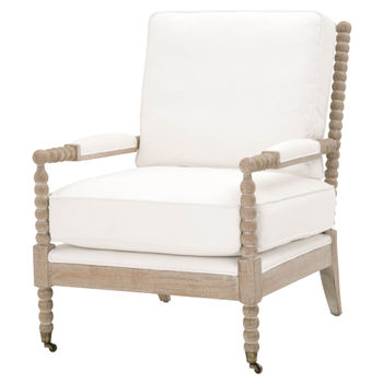 Rouleau Club Chair