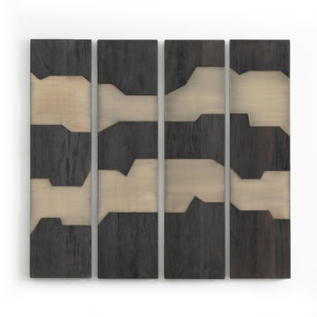 Antigua Wall Panel-Dark Totem