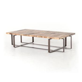 Brant Coffee Table - Spalted Primavera