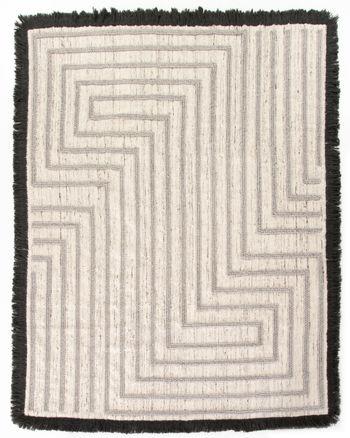 Dax Maze Rug, 9X12'