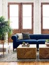 Griffon Sofa-Plush Navy