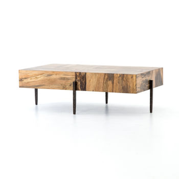 Indra Coffee Table-Spalted Primavera