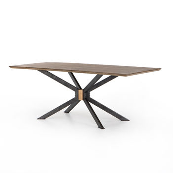"""Spider Dining Table 79"""""""