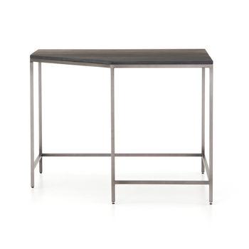 Trey Modular Corner Desk-Black Wash Popl