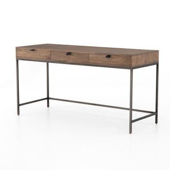 Trey Modular Writing Desk-Auburn Poplar