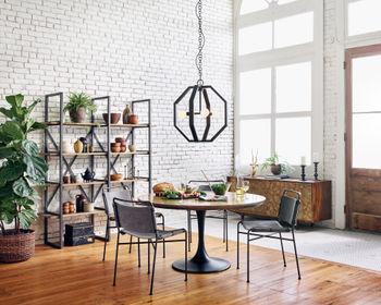 Wharton Dining Chair-Stonewash