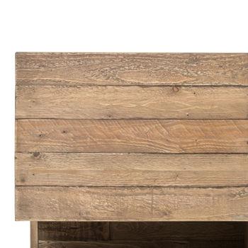 Wynne Coffee Table-Sierra Rustic Natural
