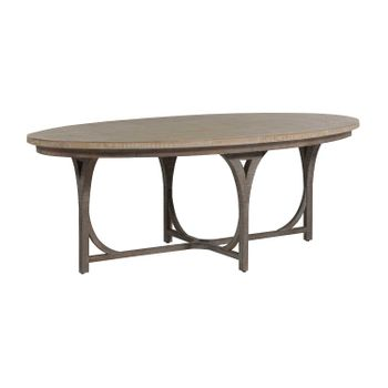 Shannon Oval Dining Table