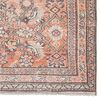 """Jaipur Living Thistle Oriental Orange/ Cream Area Rug (7'10""""X9'10"""")"""