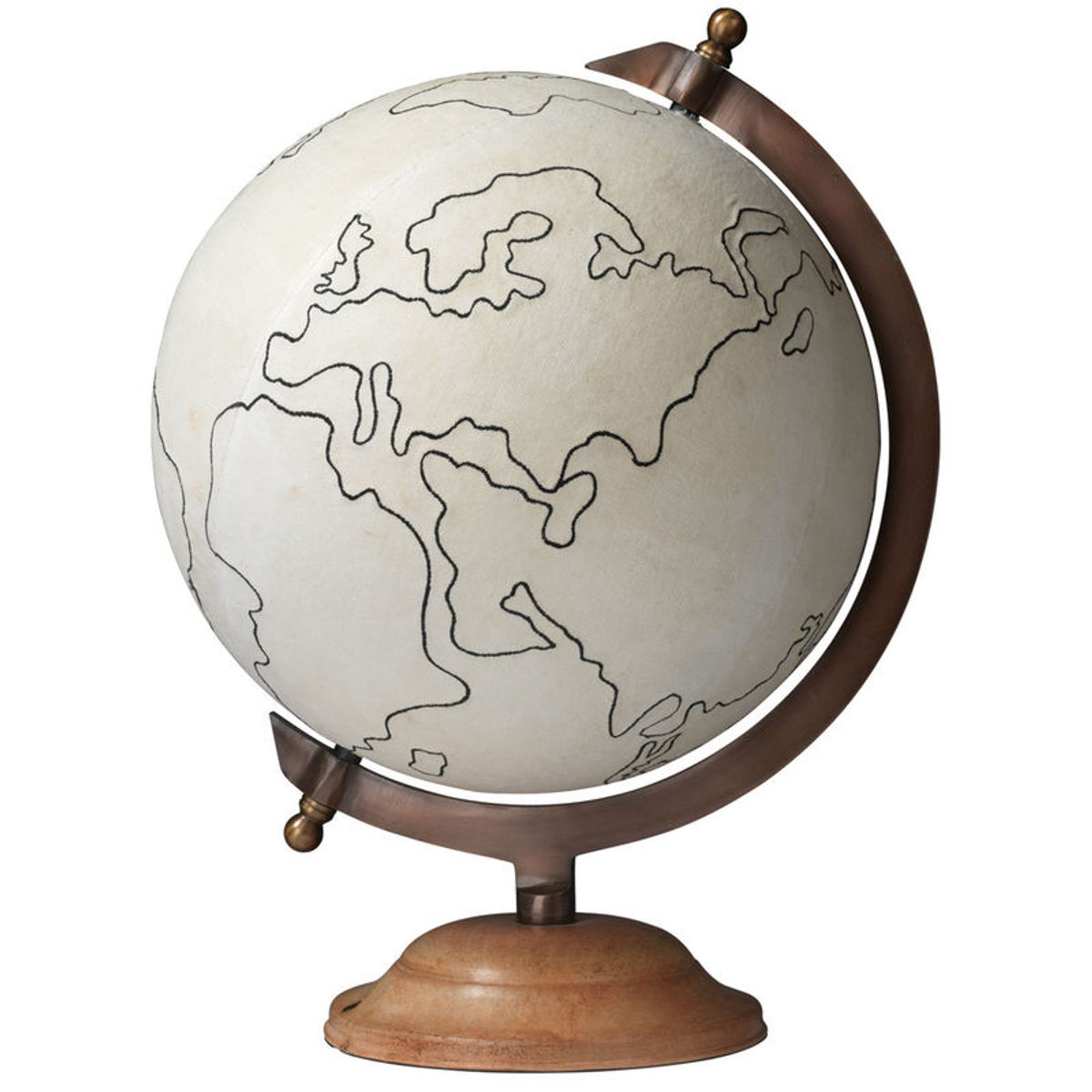 Canvas Globe, Large In Canvas