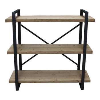 Lex 3 Level Shelf Natural