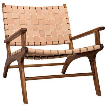 Kamara Arm Chair, Teak
