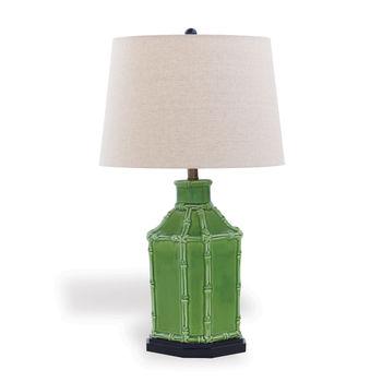 Amelia Green Lamp