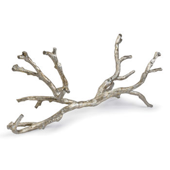 Metal Branch (Ambered Silver)