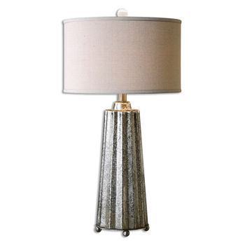 Uttermost Sullivan Mercury Glass Table Lamp