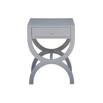 Alexis Gry, One Drawer Side Table