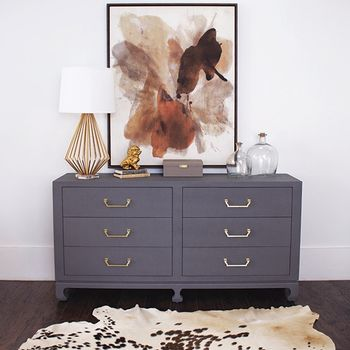 Murray Gry, Six Drawer Chest