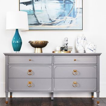 Vincent Gry, Six Drawer Chest